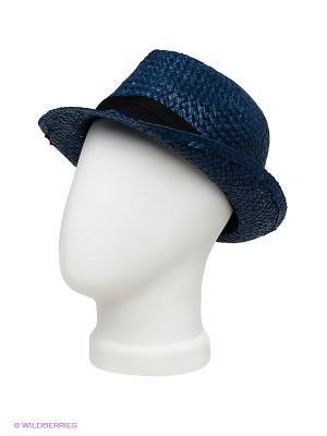Шляпа Imojo. Цвет: темно-синий