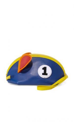 Сумка с ремешком на запястье Number one в форме мыши Yazbukey