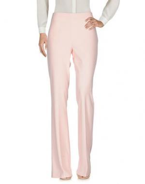 Повседневные брюки LAFTY LIE. Цвет: розовый