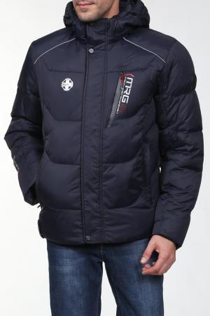 Куртка Mirage-mv. Цвет: синий