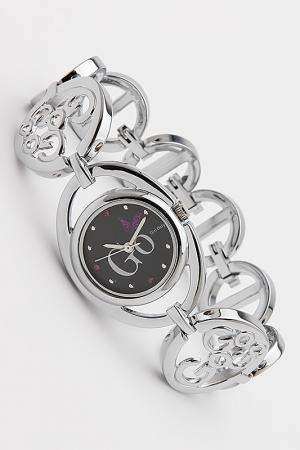 Часы наручные Go Girl Only. Цвет: серебряный