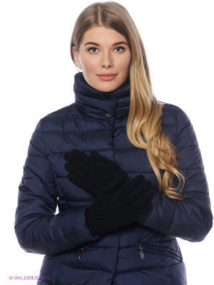 Перчатки FOMAS. Цвет: черный
