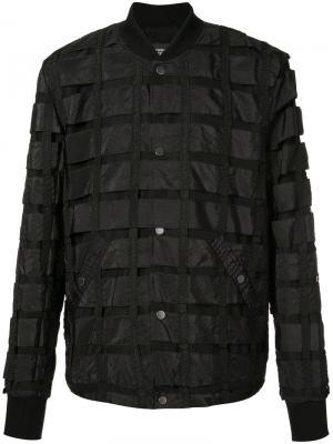 Куртка Remade Snap Christopher Raeburn. Цвет: чёрный