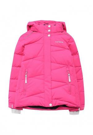 Куртка горнолыжная Icepeak. Цвет: фуксия