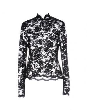 Блузка BALENSI. Цвет: черный
