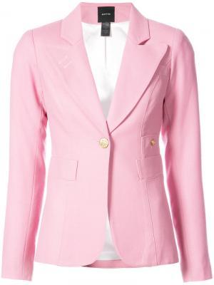 Пиджак Dutchess Smythe. Цвет: розовый и фиолетовый