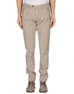 Повседневные брюки KUBERA 108. Цвет: песочный