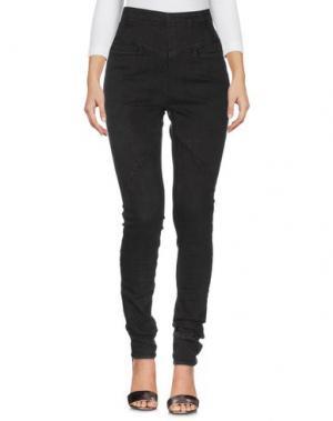 Джинсовые брюки GARCIA JEANS. Цвет: черный