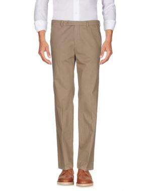 Повседневные брюки NEW YORK INDUSTRIE. Цвет: хаки