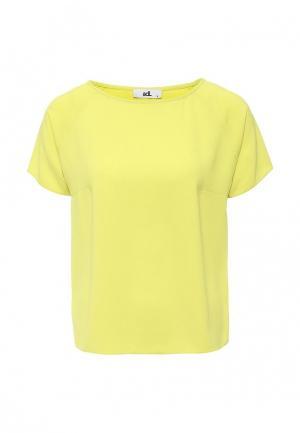 Блуза adL. Цвет: желтый
