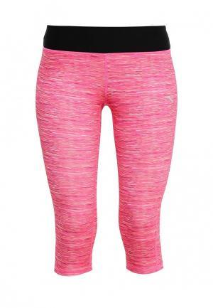 Капри Anta. Цвет: розовый
