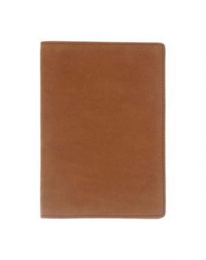 Чехол для документов WANT LES ESSENTIELS DE LA VIE. Цвет: коричневый