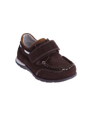 Ботинки PlayToday. Цвет: коричневый