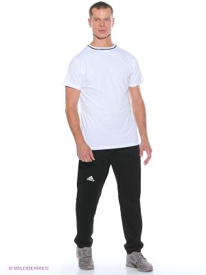 Брюки Adidas. Цвет: черный