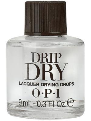 Opi Капли для быстрого высушивания лака Drip Dry Lacquer Drying Drops, 9 мл. Цвет: прозрачный