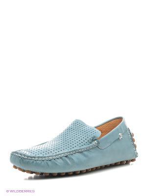 Обувь Franco Bellucci. Цвет: бирюзовый