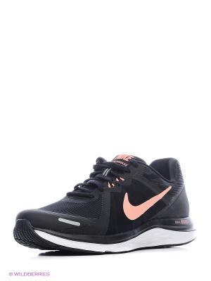 Кроссовки WMNS NIKE DUAL FUSION X 2. Цвет: черный, розовый