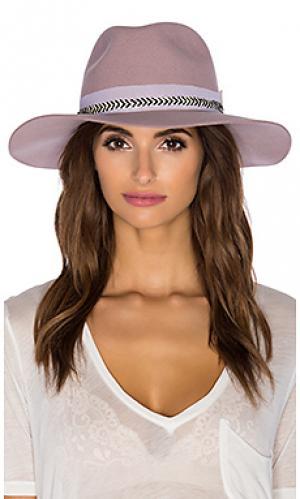 Шляпа dunaway KIN/K. Цвет: розовый