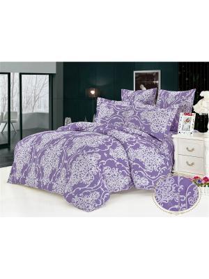 Комплект постельного белья, Отис , Евро KAZANOV.A.. Цвет: лиловый, фиолетовый