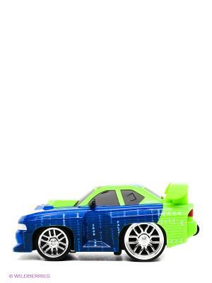 Машина Toystate. Цвет: синий, салатовый