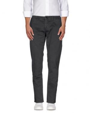 Повседневные брюки HAMPTONS. Цвет: стальной серый