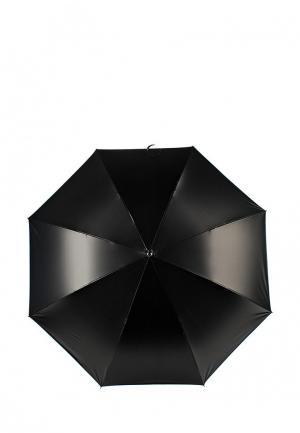 Зонт-трость Kawaii Factory. Цвет: черный