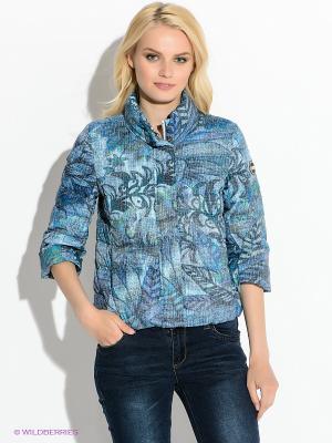 Куртка Colmar. Цвет: голубой