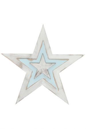 Декор настенный LA NEIGE. Цвет: белый, голубой