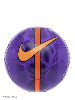 Мяч NK MERC FADE Nike. Цвет: фиолетовый