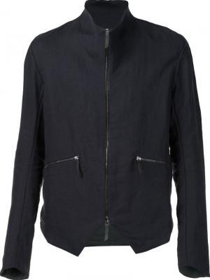 Куртка Jerkin A Diciannoveventitre. Цвет: чёрный