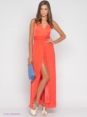 Платье Camelot. Цвет: красный