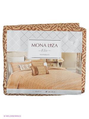 Покрывало Elite Darsy Mona Liza. Цвет: бежевый, коричневый