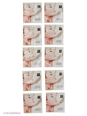 Шелковая маска Экстра тонизация Beauty Style. Цвет: серебристый