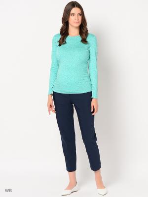 Кофточка Trendy Tummy. Цвет: серо-голубой, лазурный
