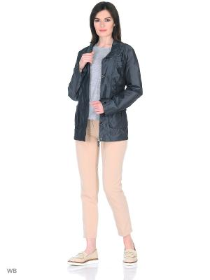 Куртка WEGA. Цвет: темно-серый