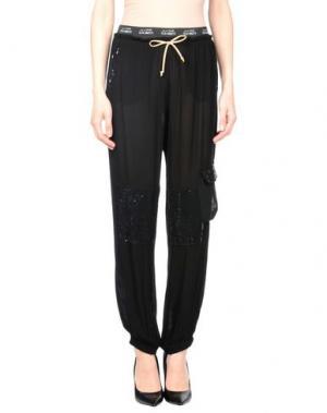 Повседневные брюки DANIELA DALLA VALLE ELISA CAVALETTI. Цвет: черный