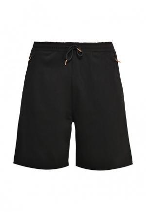 Шорты спортивные Tailored. Цвет: черный