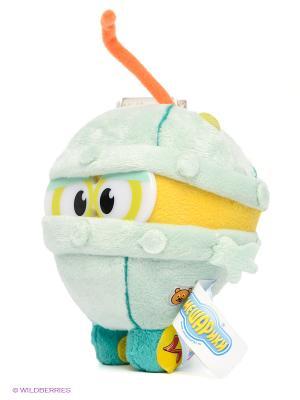 Мягкая игрушка Биби Мульти-пульти. Цвет: светло-зеленый