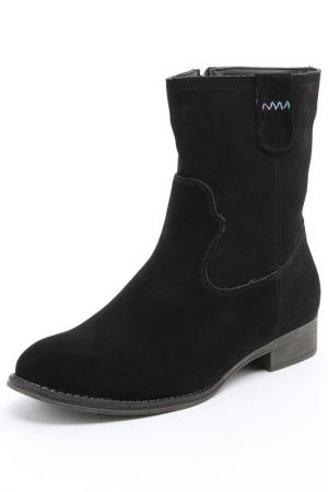 Ботинки Vigorous. Цвет: черный