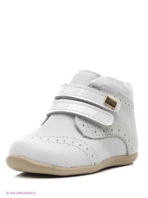 Ботинки Ortope. Цвет: белый