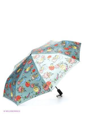 Зонт Flioraj. Цвет: зеленый, красный, желтый