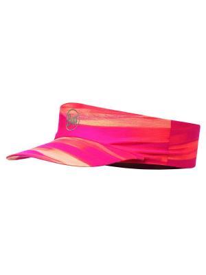 Бейсболка BUFF 2017 Visor R-AKIRA PINK. Цвет: розовый, оранжевый
