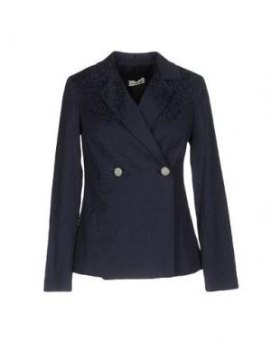 Пиджак AGATHA CRI. Цвет: темно-синий
