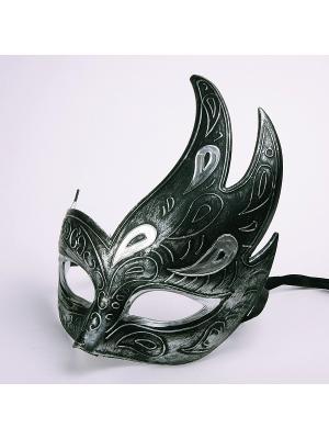 Карнавальная маска Magic Home. Цвет: черный