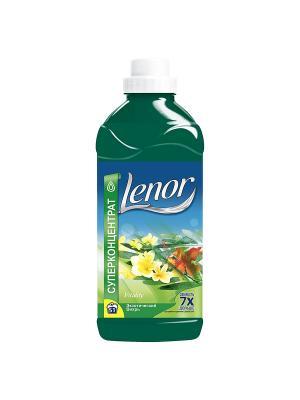 Кондиционер для белья Экзотический Вихрь 1.8л Lenor. Цвет: темно-зеленый