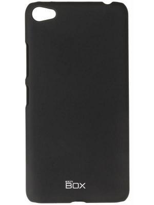Клип-кейс для Lenovo S60 skinBOX. Цвет: черный