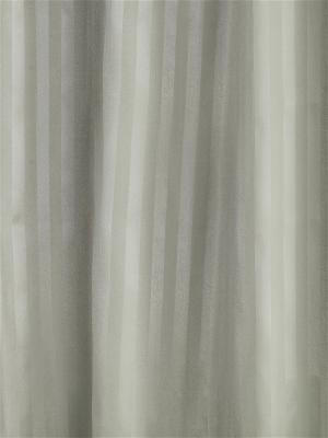 Штора для ванной EXCELLENT SATIN, Полоска, капучино 180*200 WHITE FOX. Цвет: бежевый