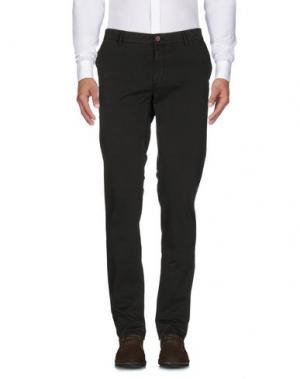 Повседневные брюки MAISON CLOCHARD. Цвет: темно-зеленый