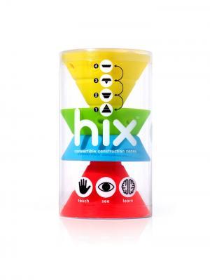 Игровой набор Hix Moluk. Цвет: светло-зеленый, голубой, светло-желтый