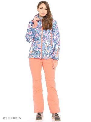 Куртка Stayer. Цвет: белый, голубой, розовый, темно-синий